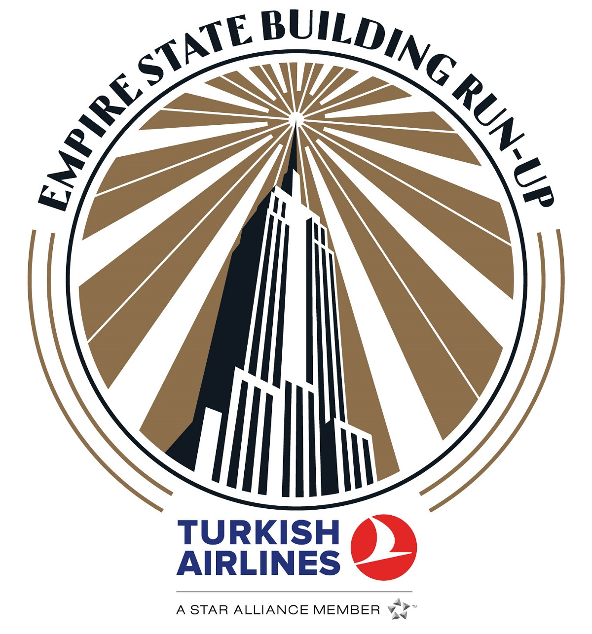 Empire State Building Run-Up Logo